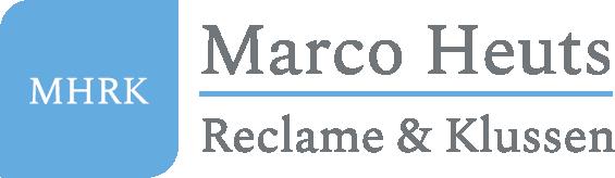 Reclame | Klusbedrijf | Marco Heuts