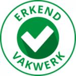 Logo erkend vakwerk